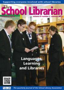 School Librarian Journal 2