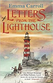 Letters from the lighthouse cover