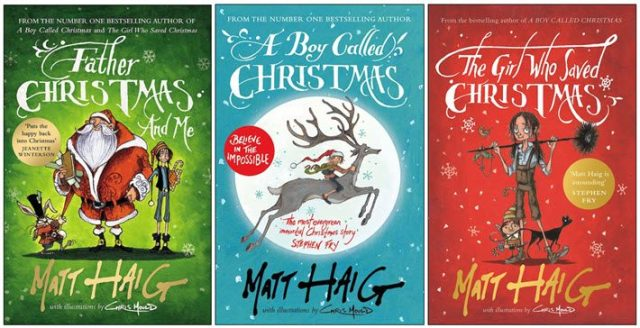 710 matt haig christmas trilogy ftw 710x364 - Why Is It Called Christmas