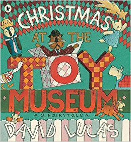 Christmas at the Toy Museum cover