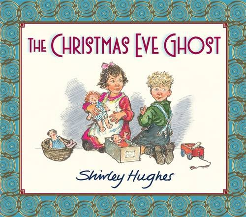Christmas Eve Ghost cover