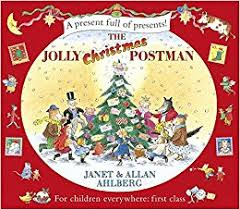 Jolly Christmas Postman cover