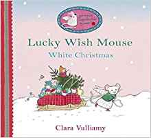 Lucky Wish Mouse White Christmas cover