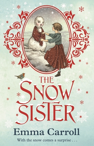 Snow Sister cover 2