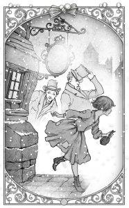 Snow Sister internal page