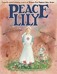 Peace Lily cover